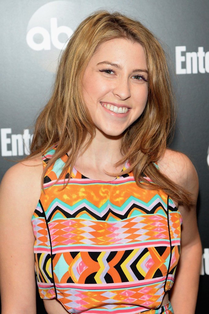Eden Sher Smiling Pictures
