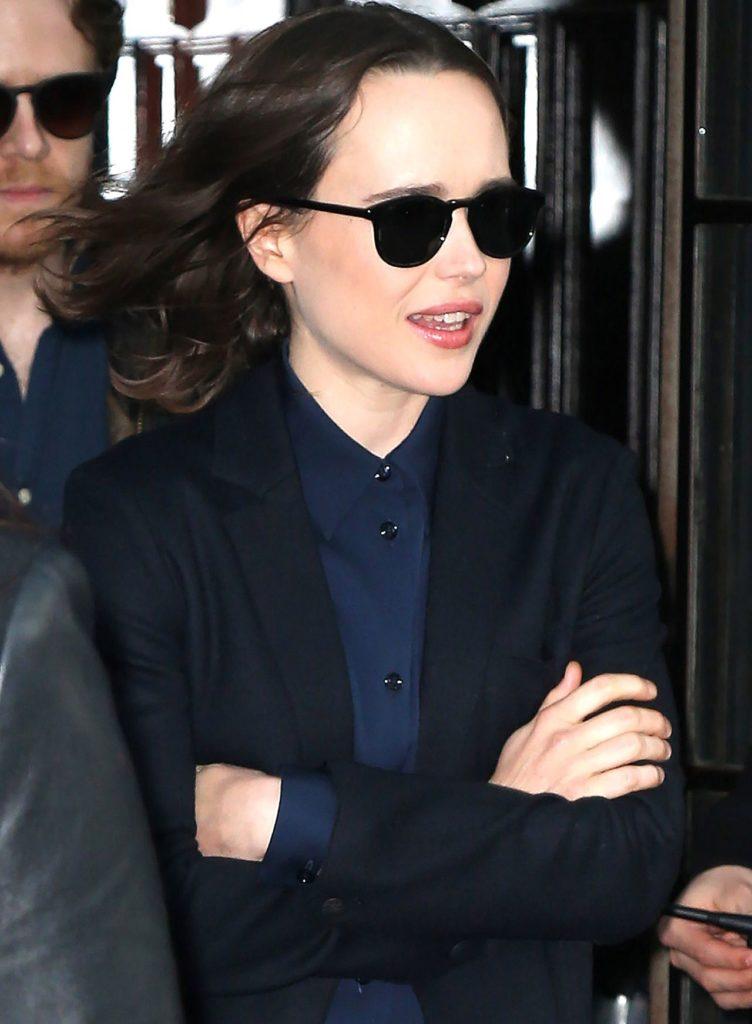 Ellen Page Goggles images
