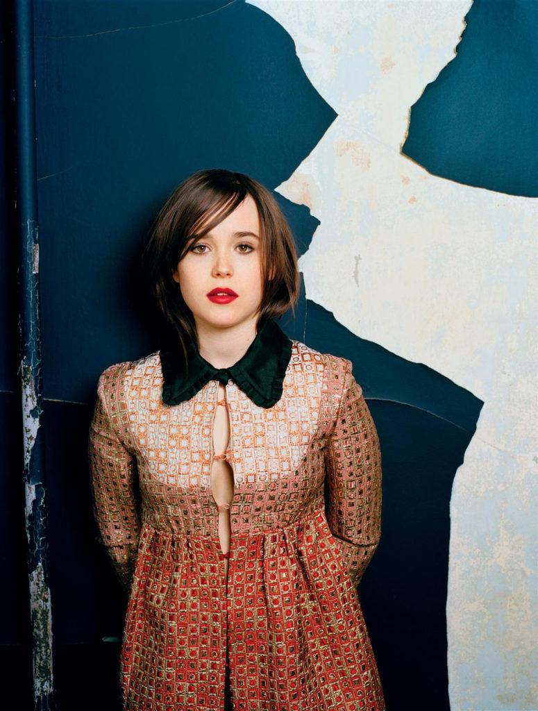 Ellen Page Leaked Images