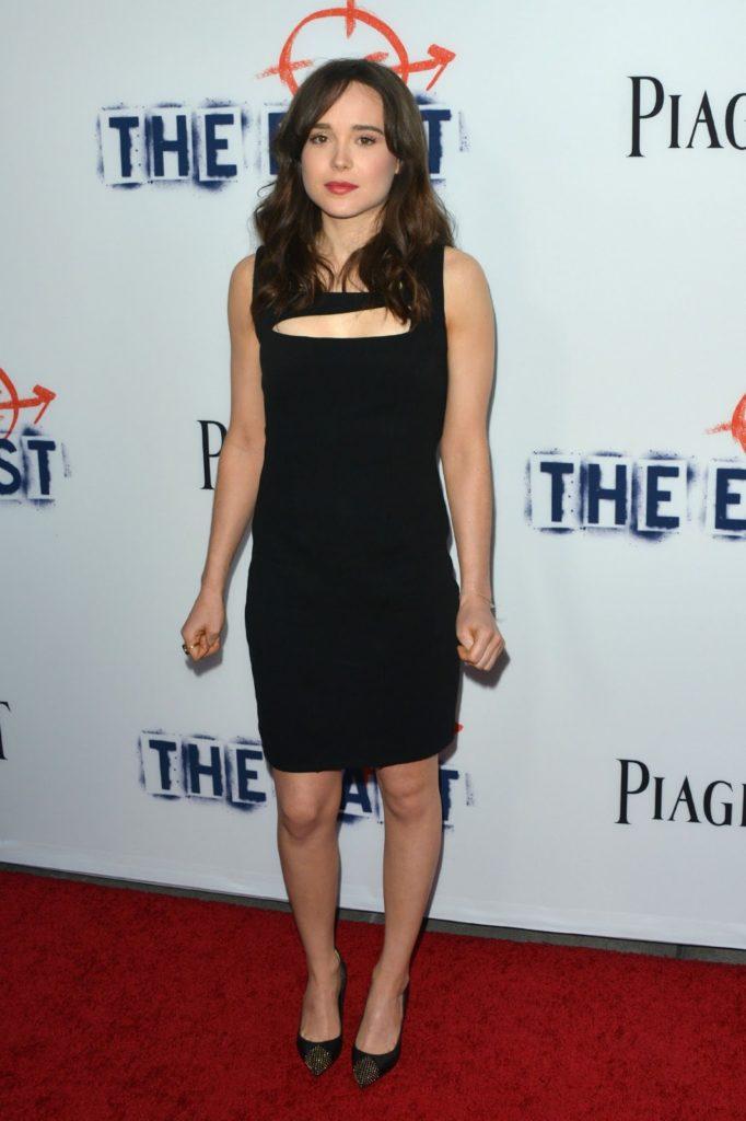Ellen Page Lingerie Images