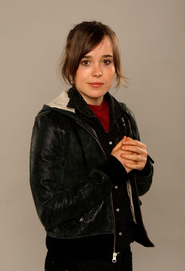 Ellen Page Sexy Pics