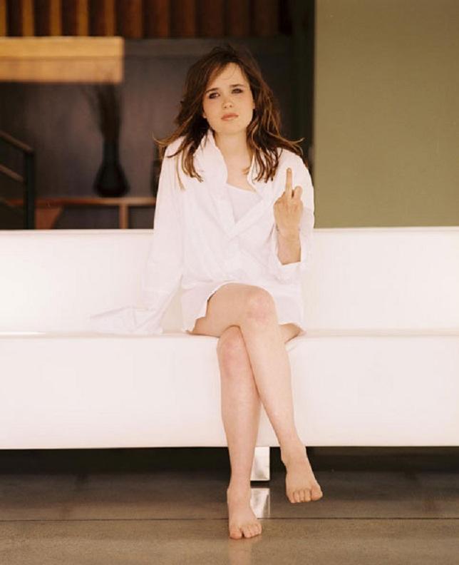 Ellen Page Shorts Images