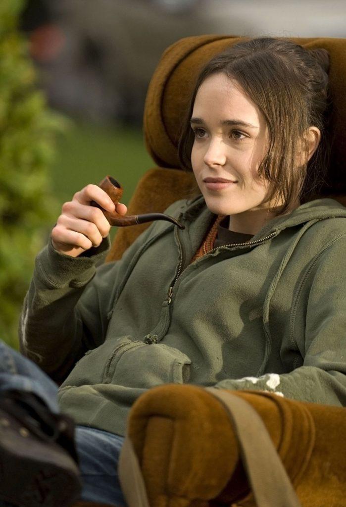 Ellen Page Without Makeup Pictures