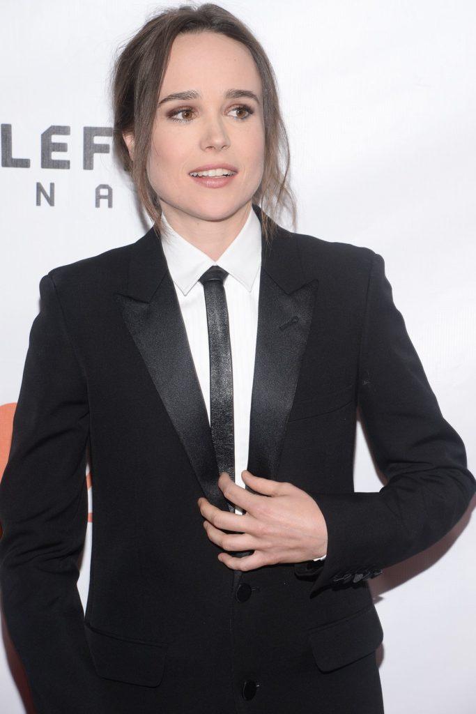 Ellen Page Workout Images