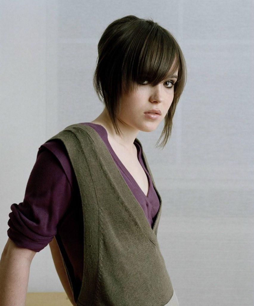 Ellen Page Yoga Pants Pics
