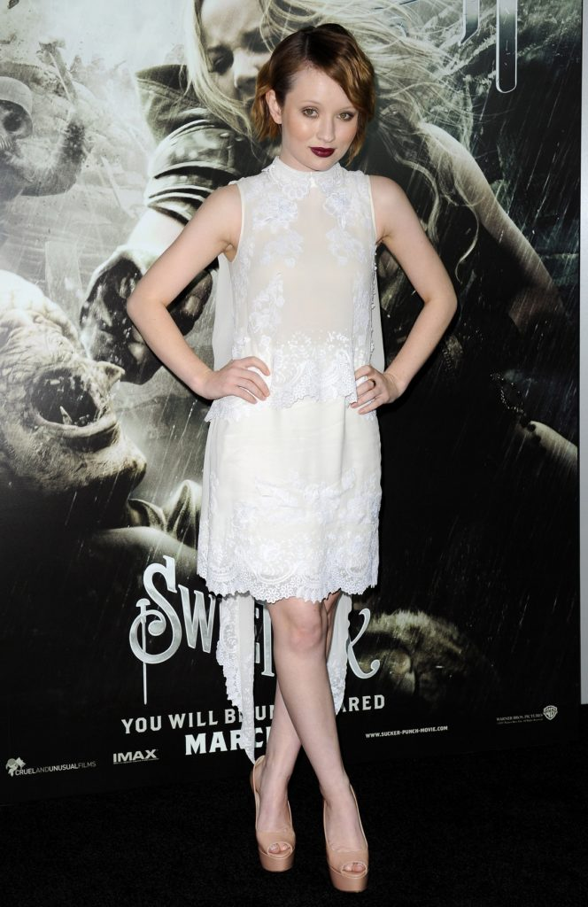 Emily Browning Feet Wallpapers