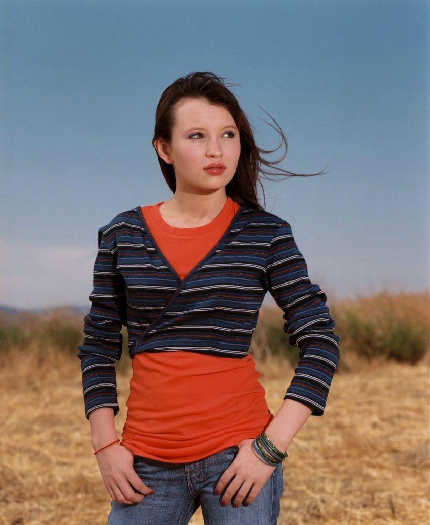 Emily Browning Photoshoot