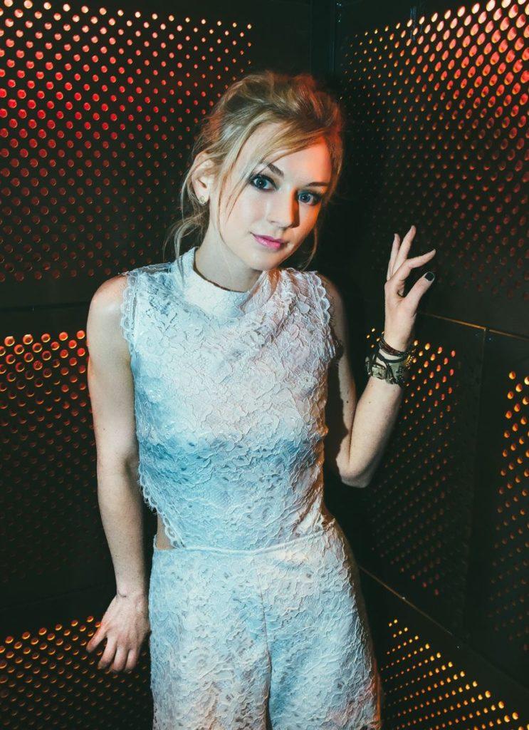 Emily Kinney Hot Images