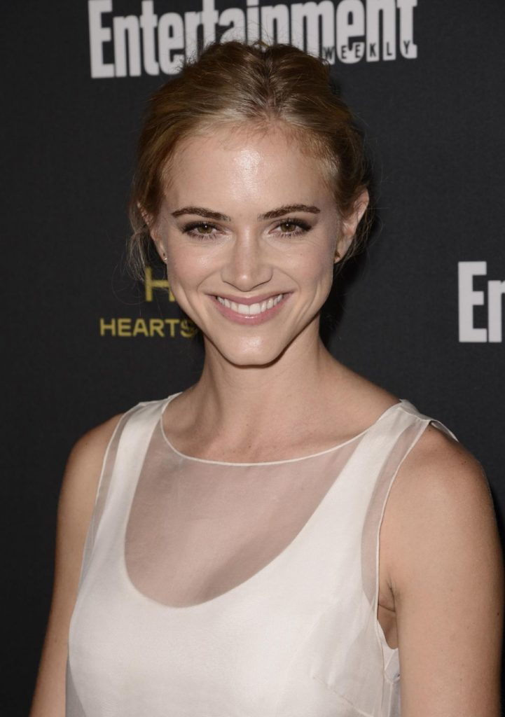 Emily Wickersham Cute Smile Images