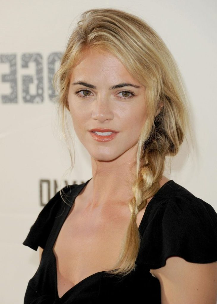 Emily Wickersham Hot Photos