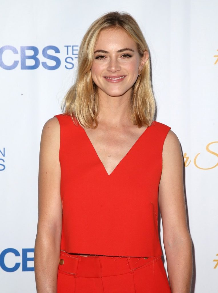 Emily Wickersham Leaked Images