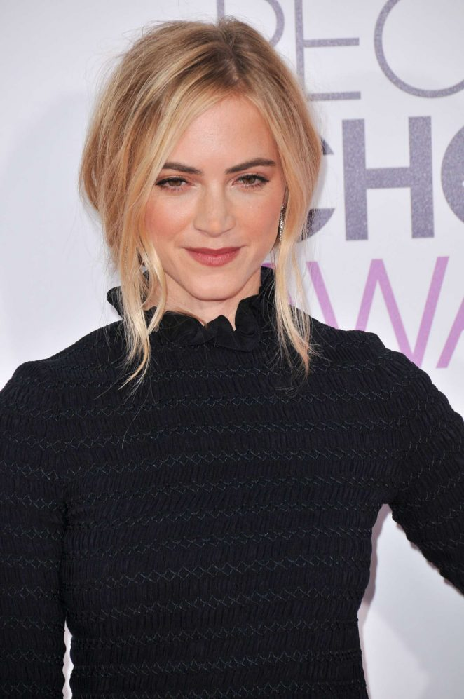 Emily Wickersham Short Hair Images