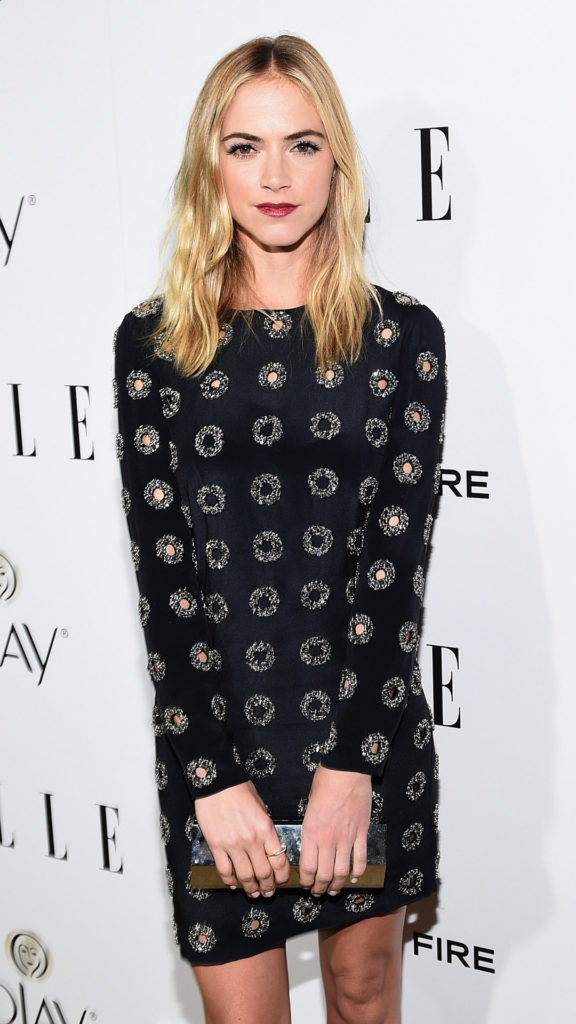 Emily Wickersham Shorts Images