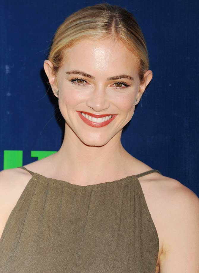 Emily Wickersham Smiling Wallpapers
