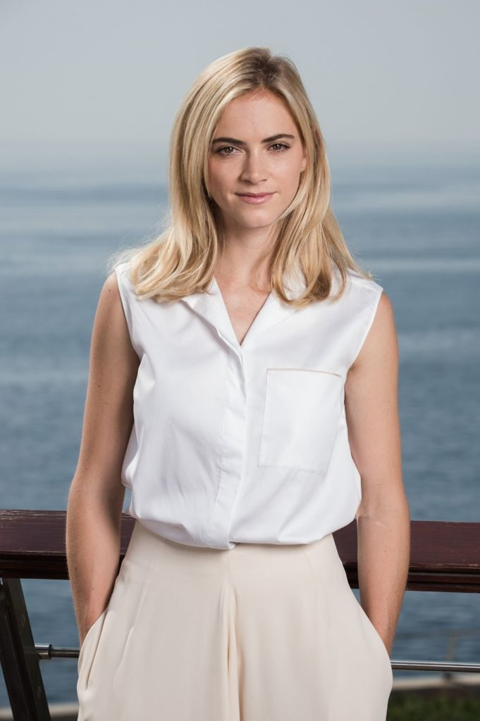 Emily Wickersham Without Makeup Photos