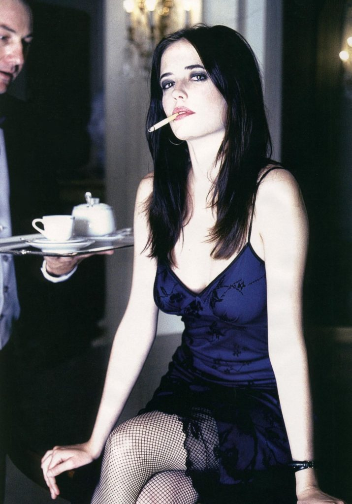 Eva Green Leaked Photos