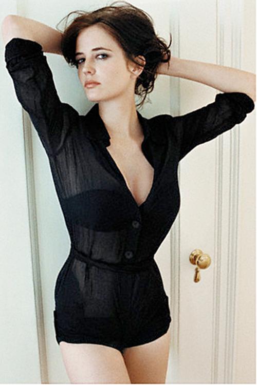 Eva Green Lingerie Pics