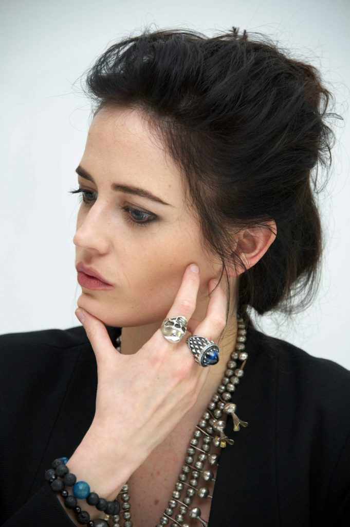 Eva Green Makeup Pictures