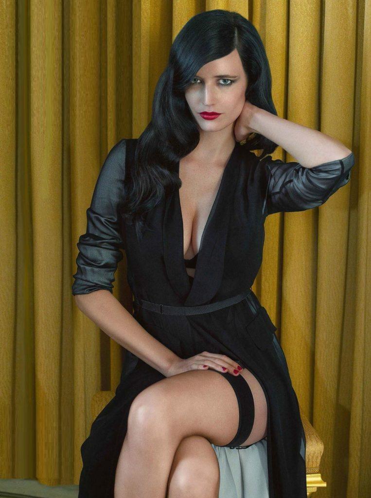 Eva Green Panty Pics