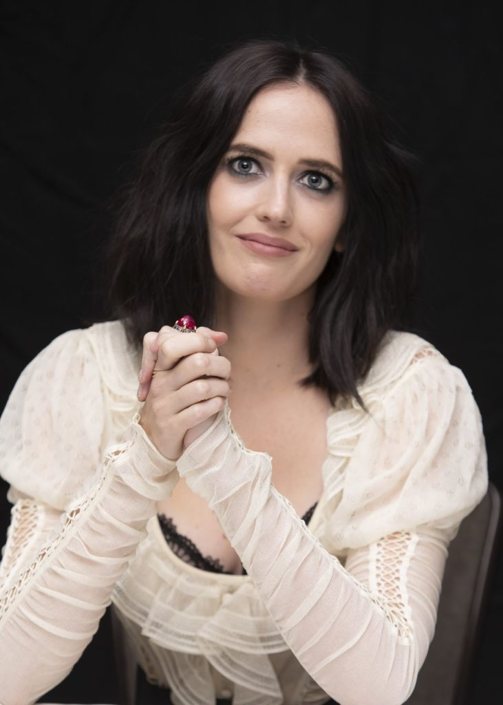 Eva Green Short Hair Images