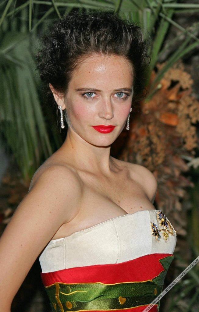 Eva Green Topless Images