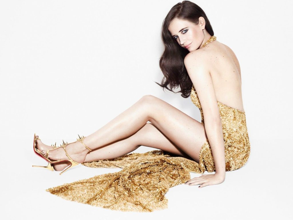 Eva Green Undergarments Sexy Pics