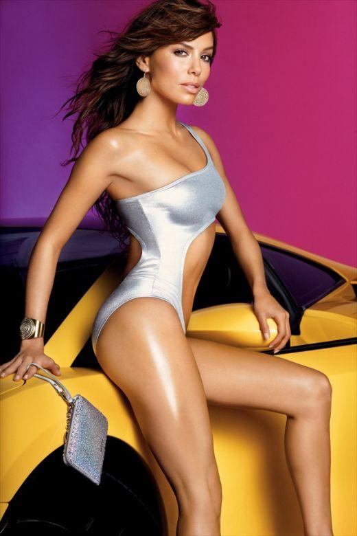 Eva Longoria Swimsuit Images