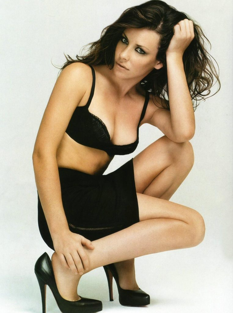 Evangeline Lilly Feet Images