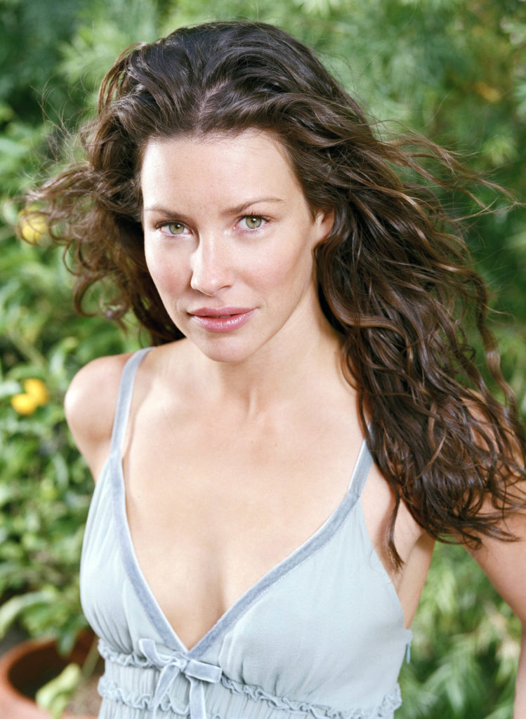 Evangeline Lilly Leaked Pictures