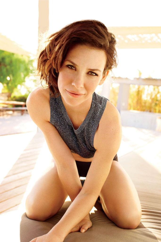 Evangeline Lilly Short Hair Images