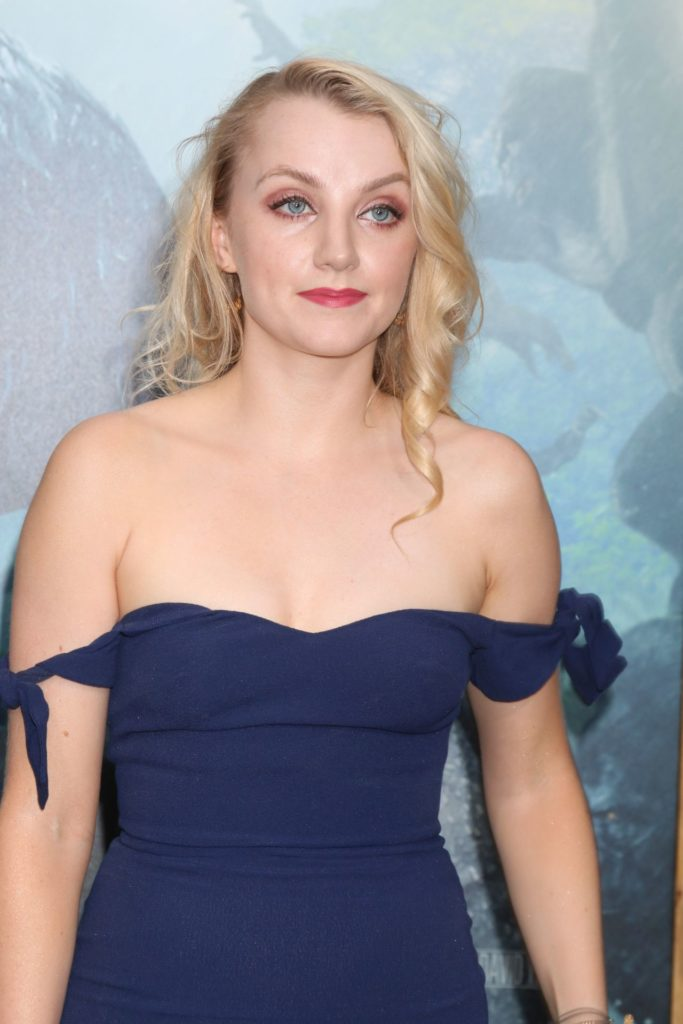 Evanna Lynch Braless Pictures