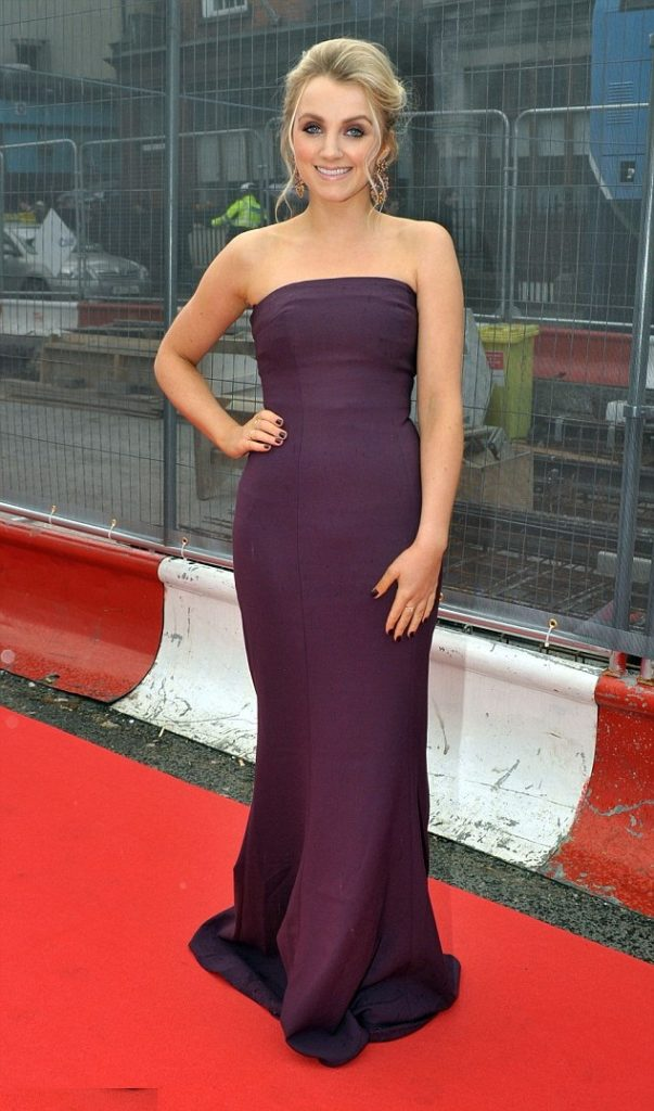 Evanna Lynch Gown Pics