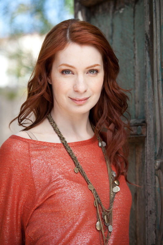 Felicia Day Bold Wallpapers