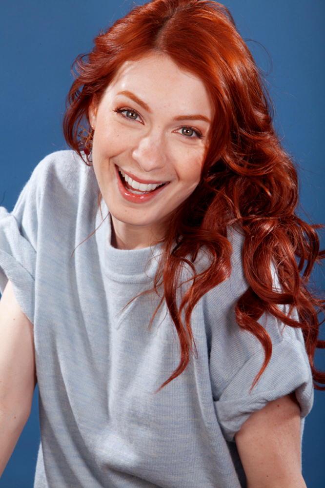 Felicia Day Cute Smile Images