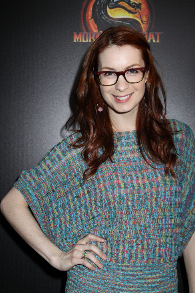 Felicia Day Goggles Images