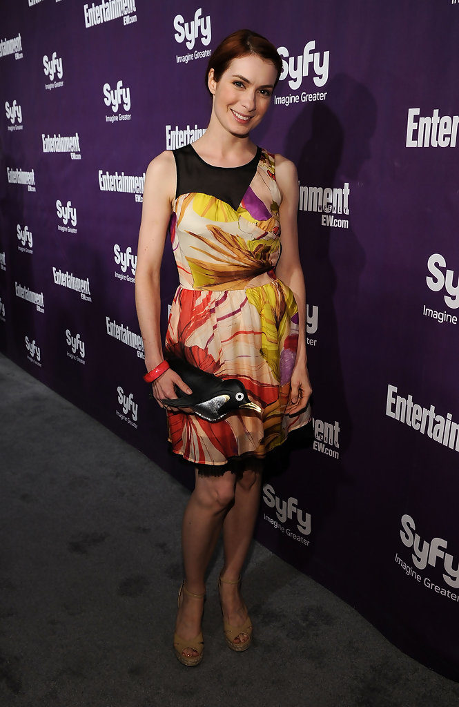 Felicia Day Hot Wallpapers