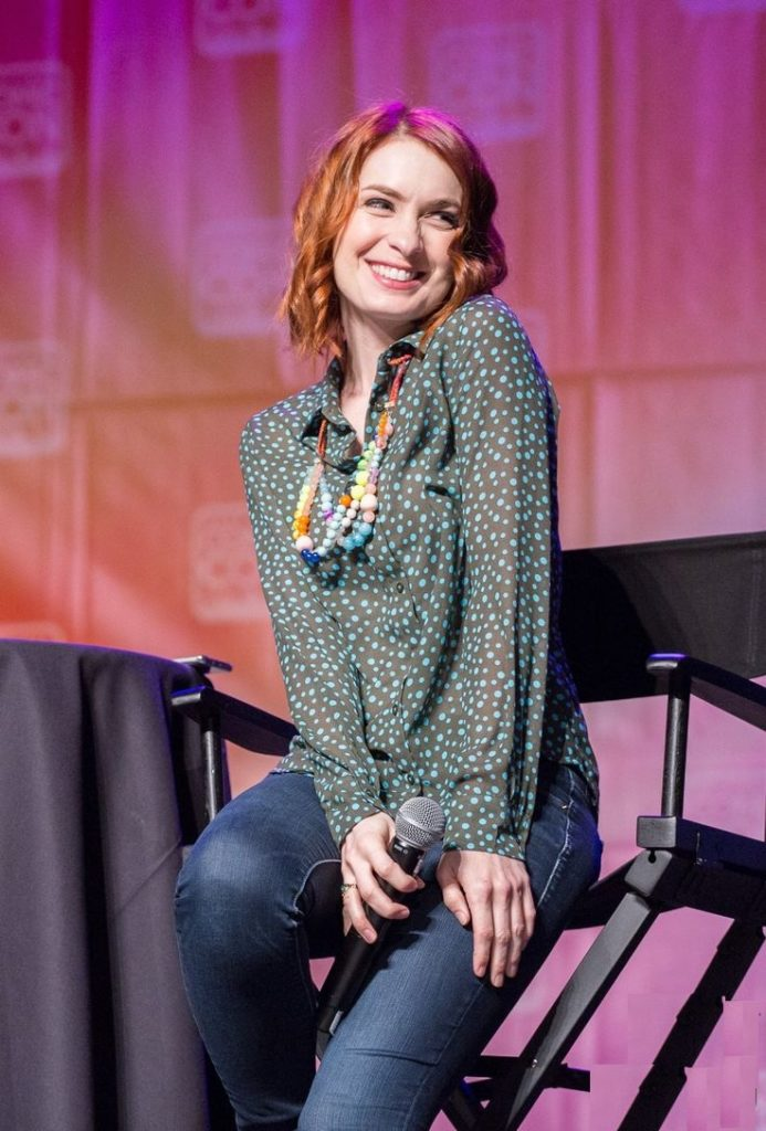 Felicia Day Jeans Pictures