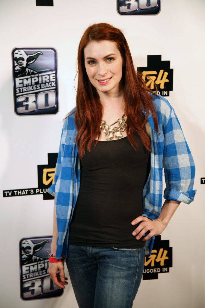 Felicia Day Leaked Wallpapers