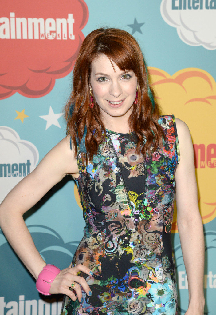 Felicia Day Muscles Images