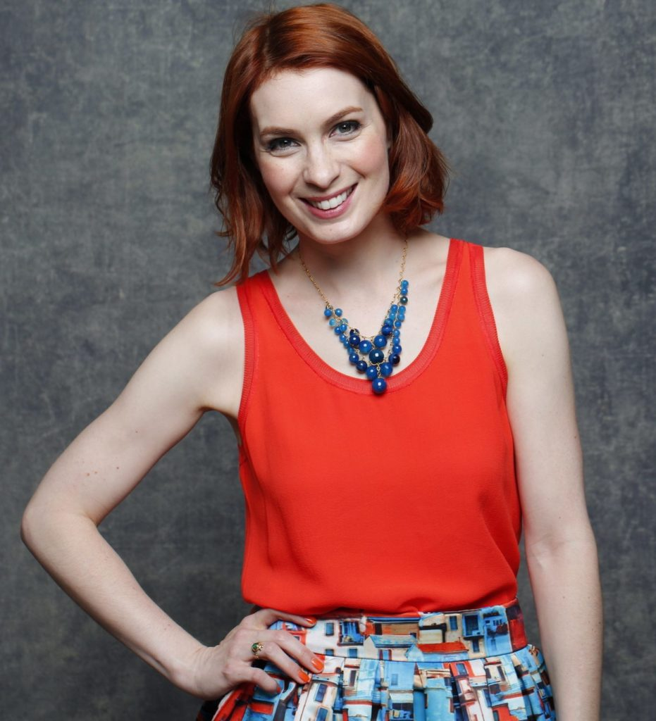 Felicia Day Short Hair Pictures