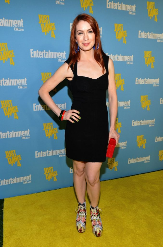 Felicia Day Shorts Images