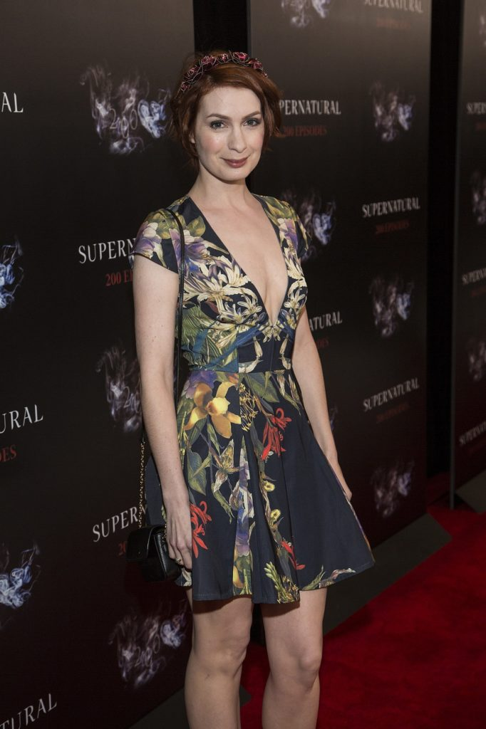 Felicia Day Thighs Pictures