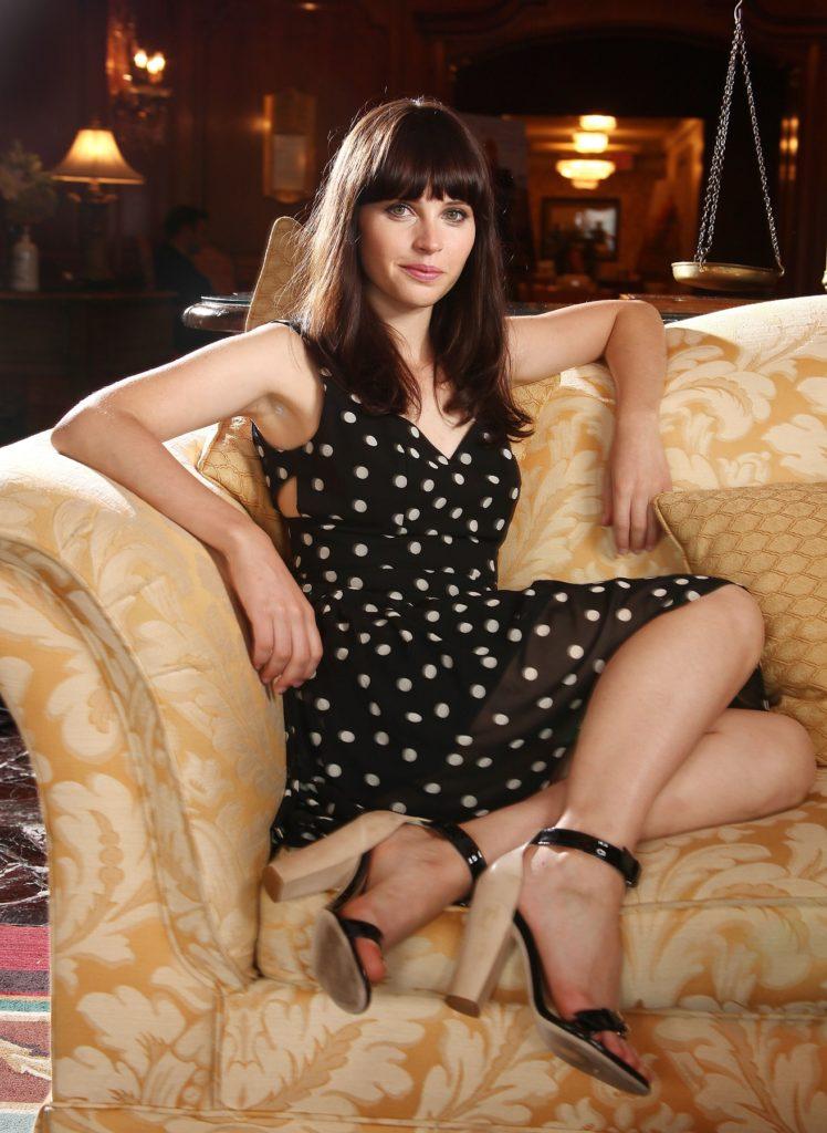 Felicity Jones Feet Images