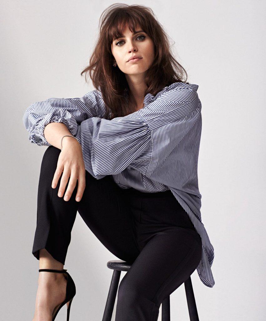 Felicity Jones Jeans Photos