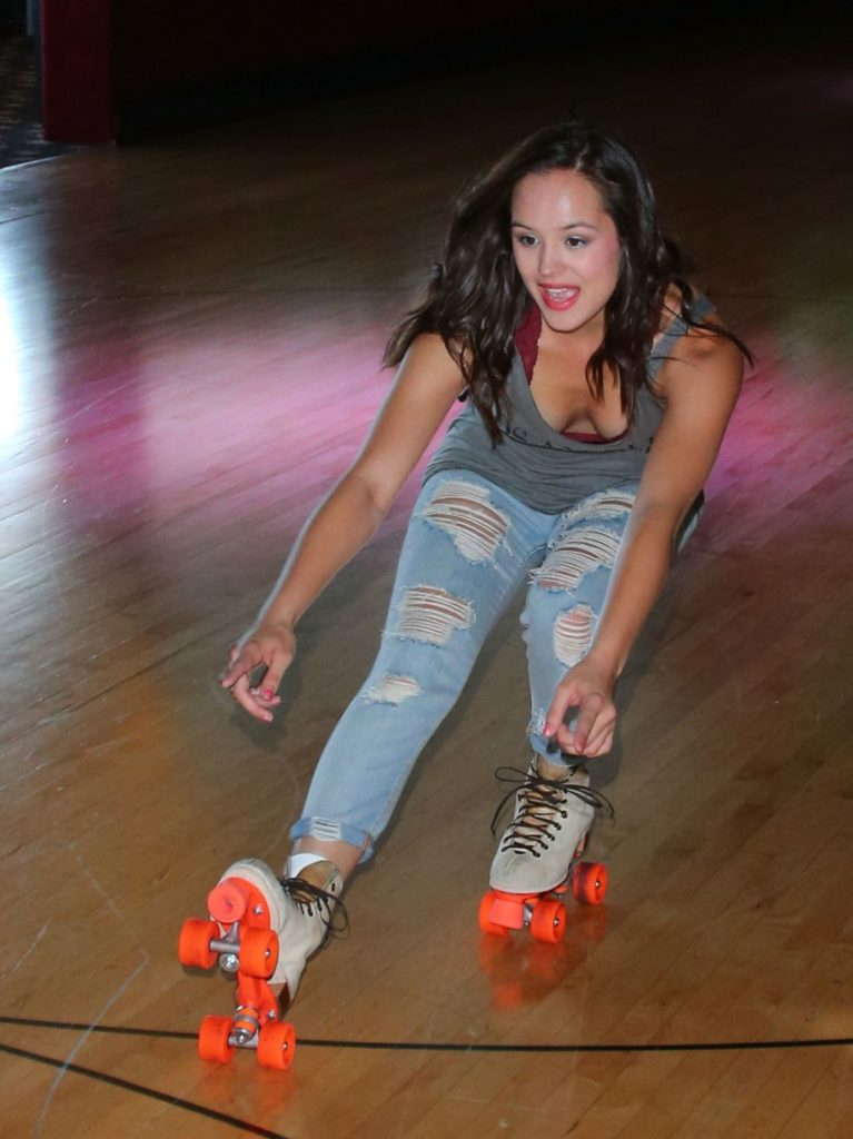 Hayley Orrantia Jeans Pictures