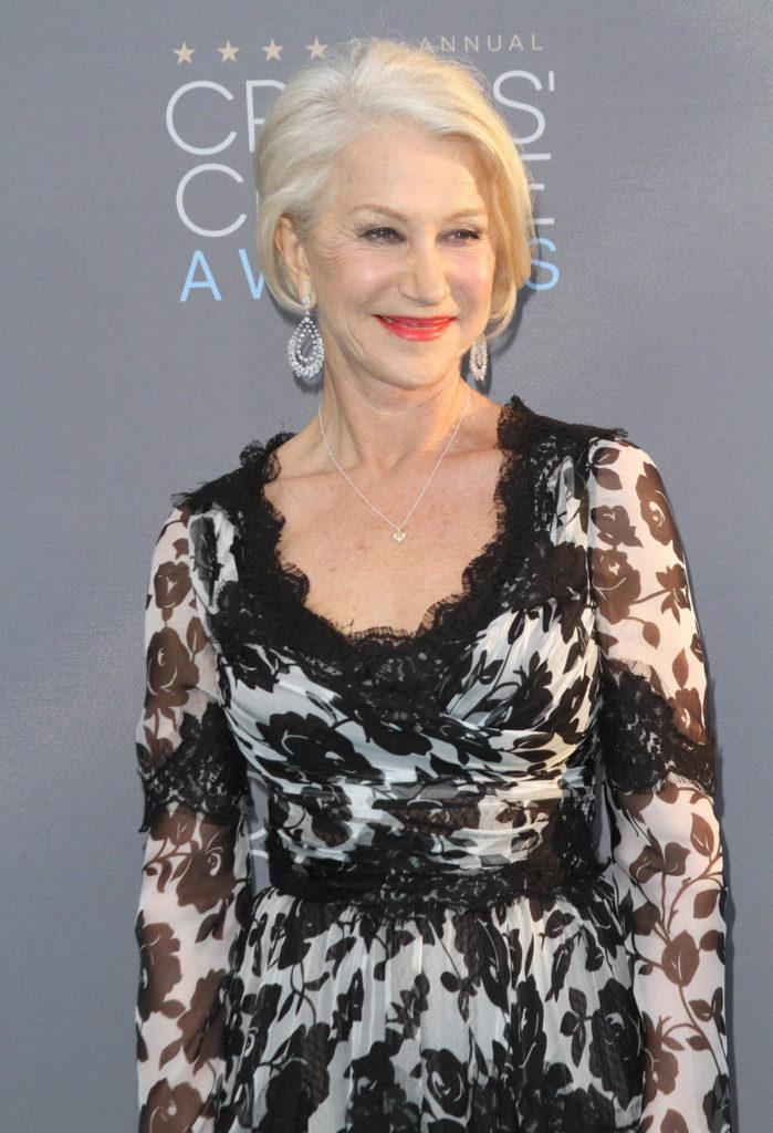 Helen Mirren Gown Wallpapers