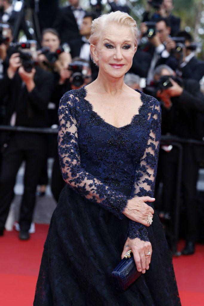 Helen Mirren Hair Style Pics