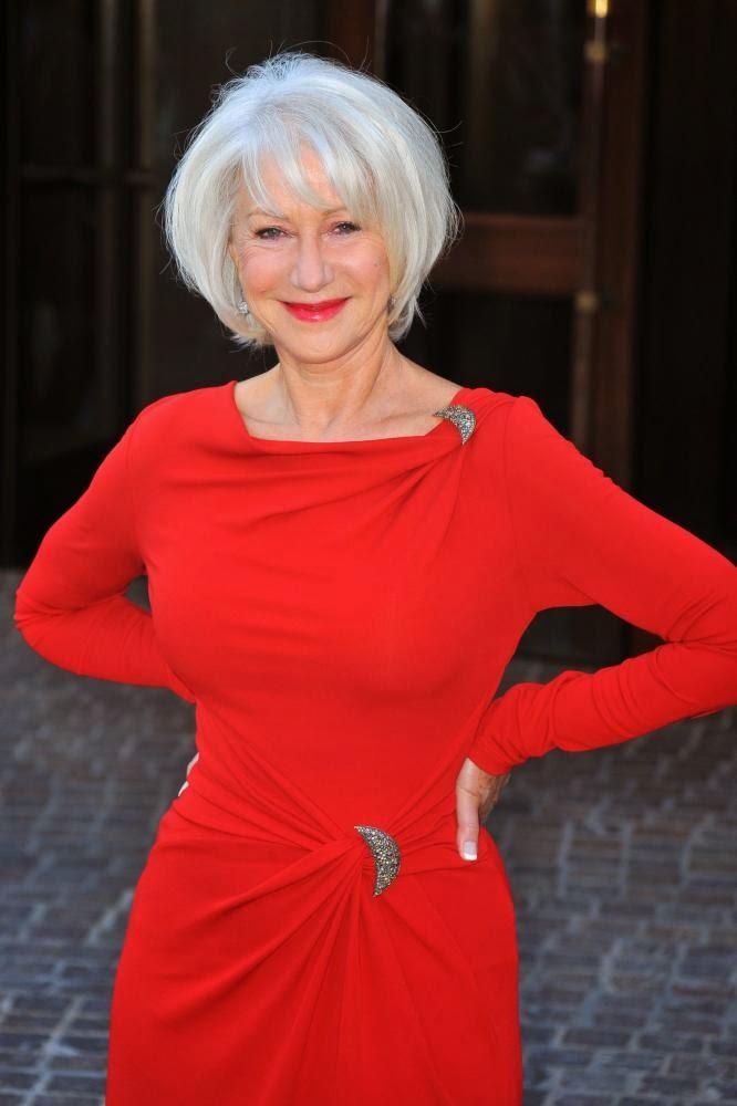 Helen Mirren Photoshoot