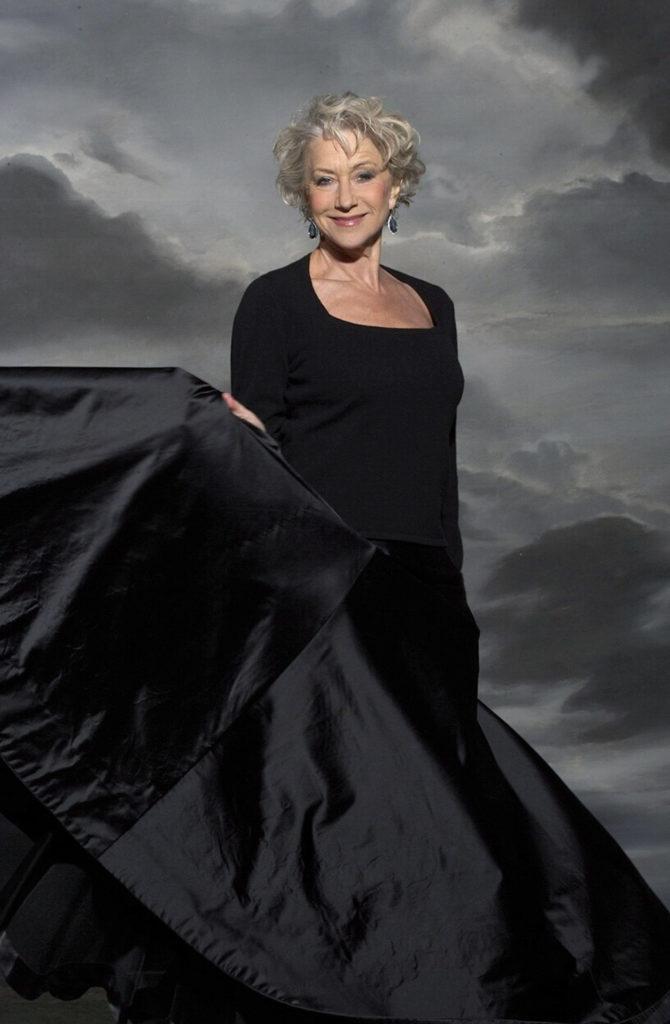 Helen Mirren Sexy Photoshoot