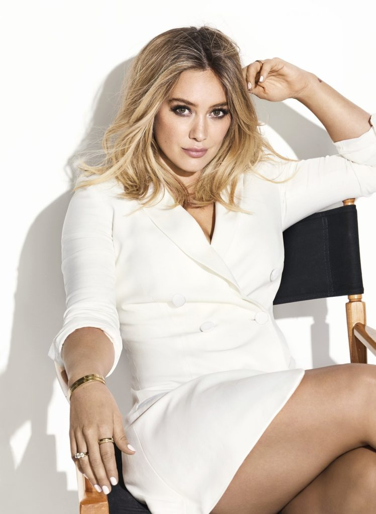 Hilary Duff Butt Wallpapers